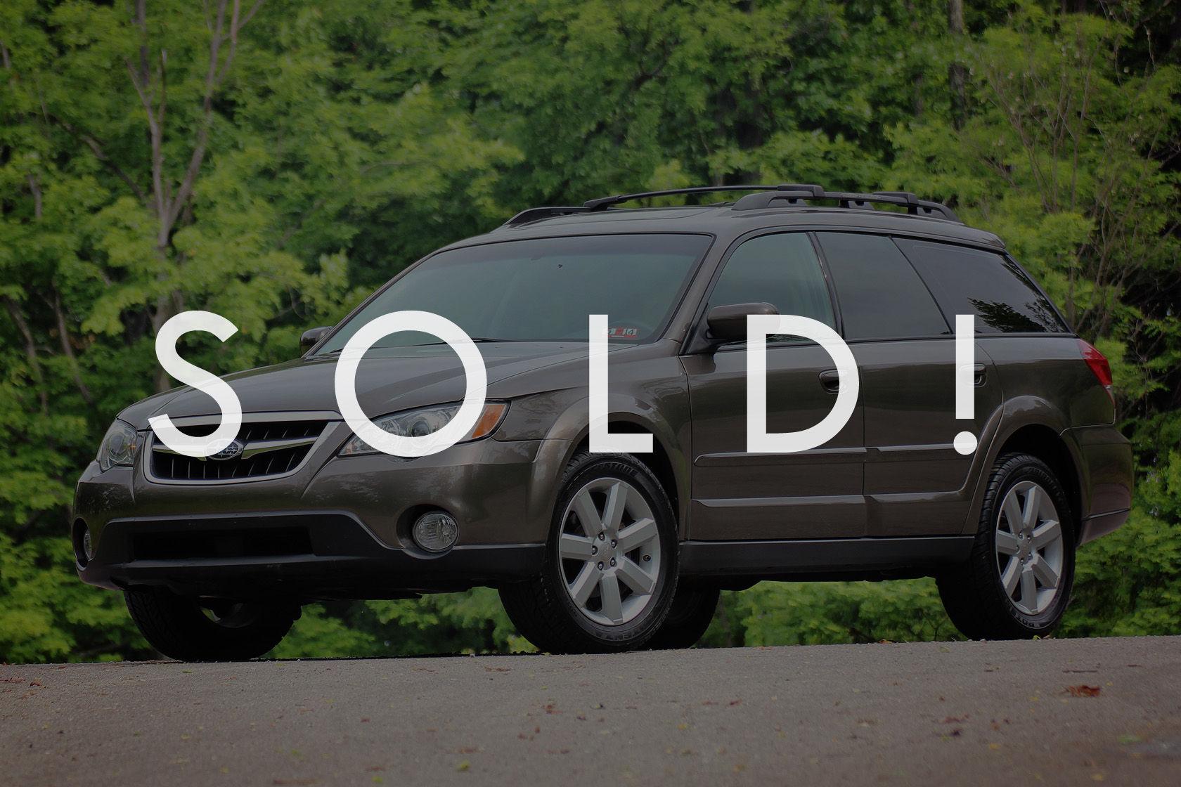 2008 Subaru Outback Limited Only 44 794 Miles Carwrex