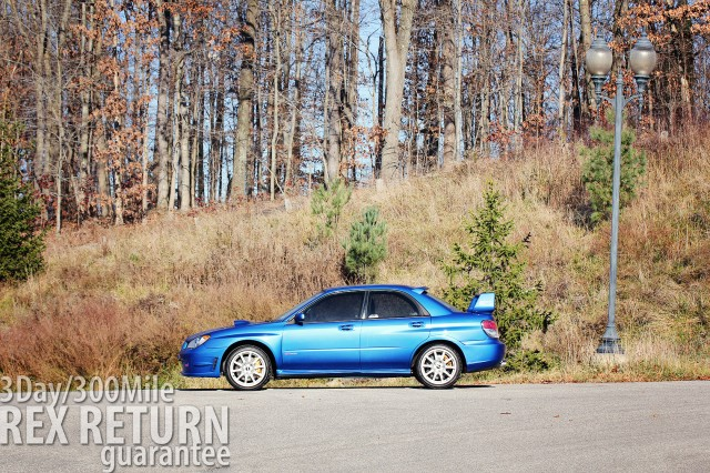 2006 Subaru WRX STI For Sale