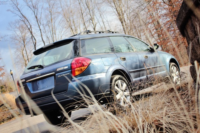 2006 Subaru Legacy Outback 2.5i for sale