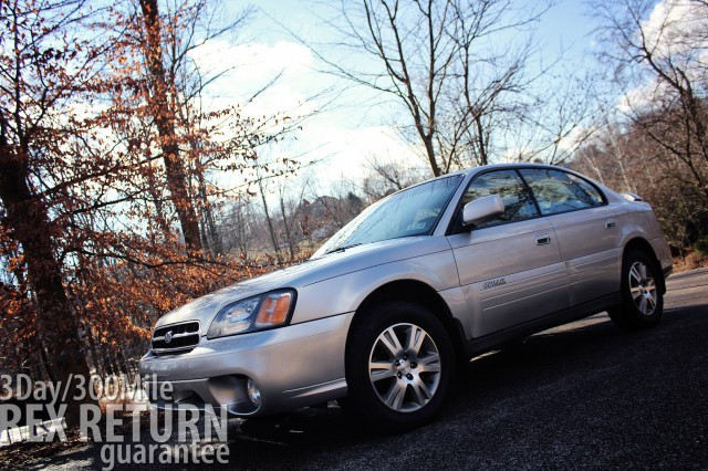 sold 2004 subaru legacy outback h6 53 172 miles carwrex subarus. Black Bedroom Furniture Sets. Home Design Ideas