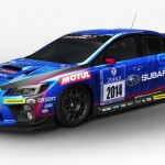 "Check Out Subaru's 2015 ""24 Hours Nürburgring"" STI Race Car."