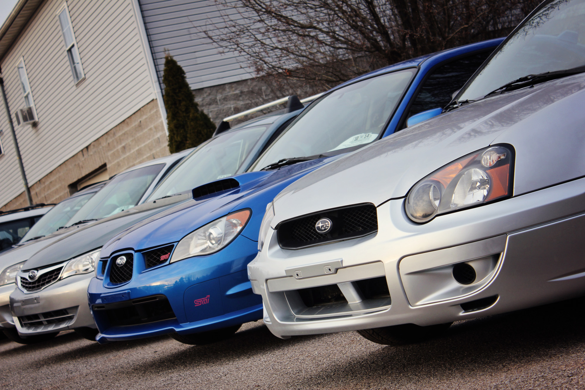 Tax season is coming – Check out our Rexconstructed Subarus!