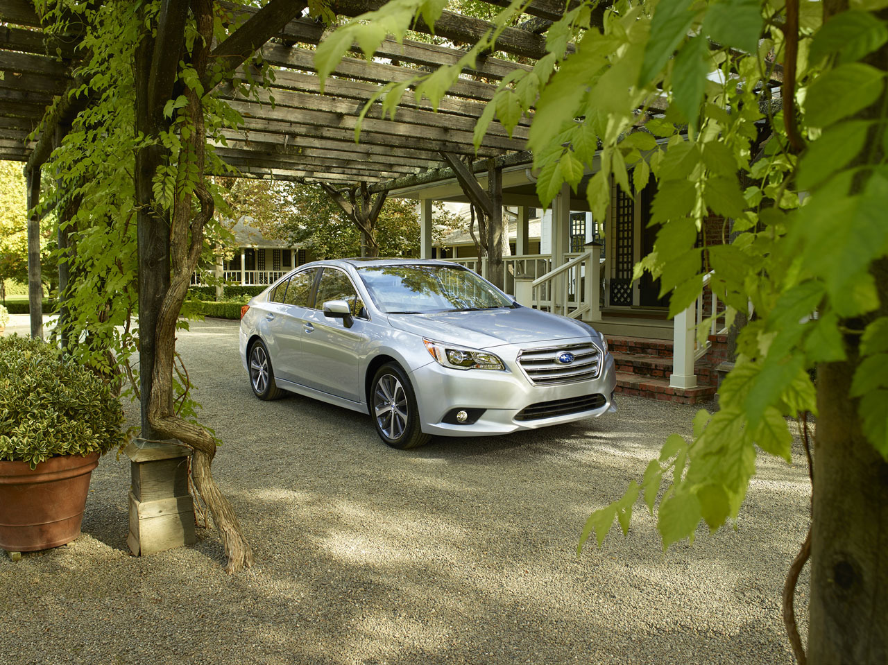 The 2015 Subaru Legacy will get up to 36mpg