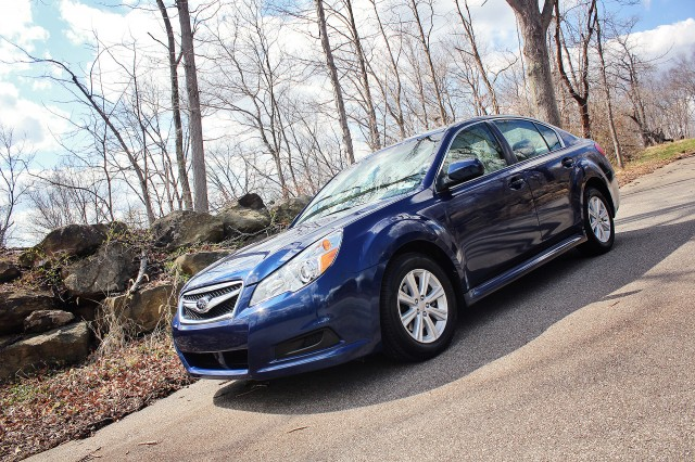 For Sale: 2011 Subaru Legacy 2.5i Premium