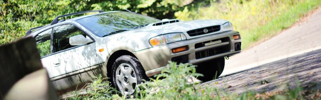 2000 Subaru Impreza Outback Sport for sale