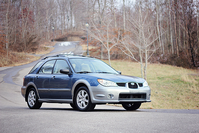 2007 Subaru Impreza Outback Sport for Sale