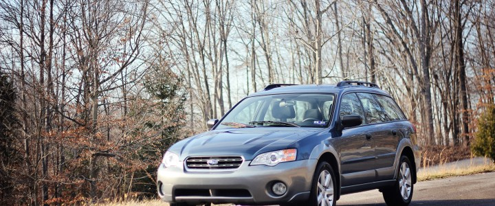 Sold! 2006 Subaru Legacy Outback | 82,659 Miles