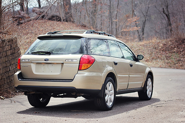 2008 Subaru Outback 2.5i for sale
