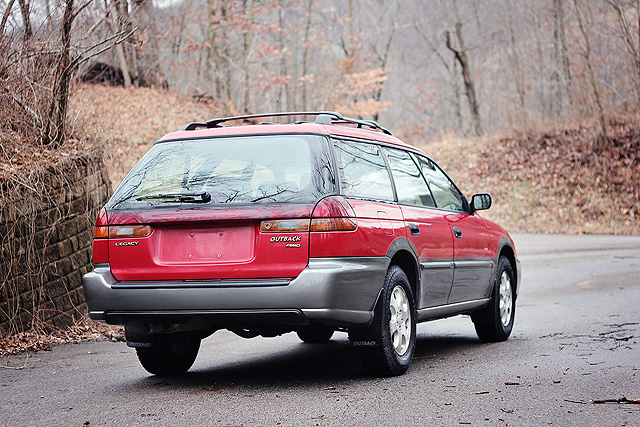 1999 subaru legacy outback for sale in parkersburg wv. Black Bedroom Furniture Sets. Home Design Ideas