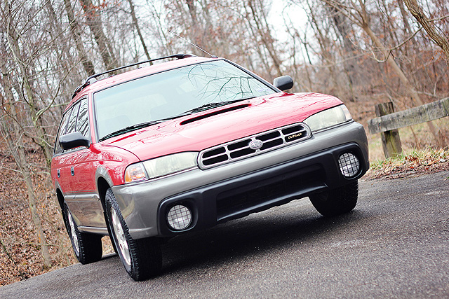 1999 Subaru Legacy Outback for sale