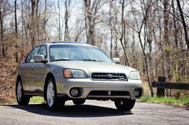 2004 Subaru Legacy Outback For Sale In Parkersburg Wv