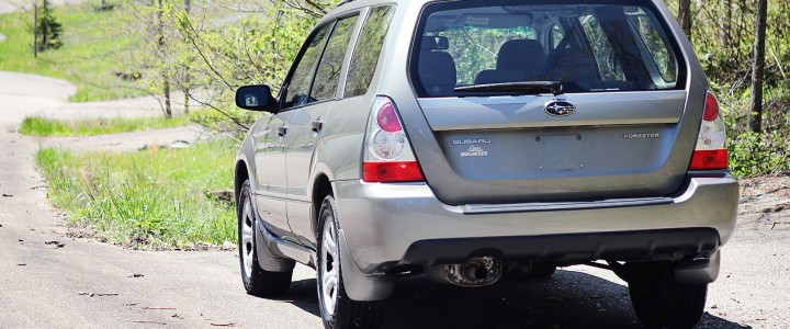Sold! 2006 Subaru Forester | 64,158 Miles