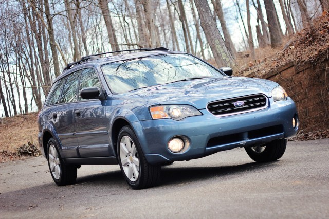 2006 Outback Wagon for sale