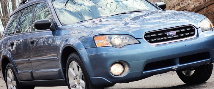 Sold! 2006 Subaru Legacy Outback | 110,467 Miles
